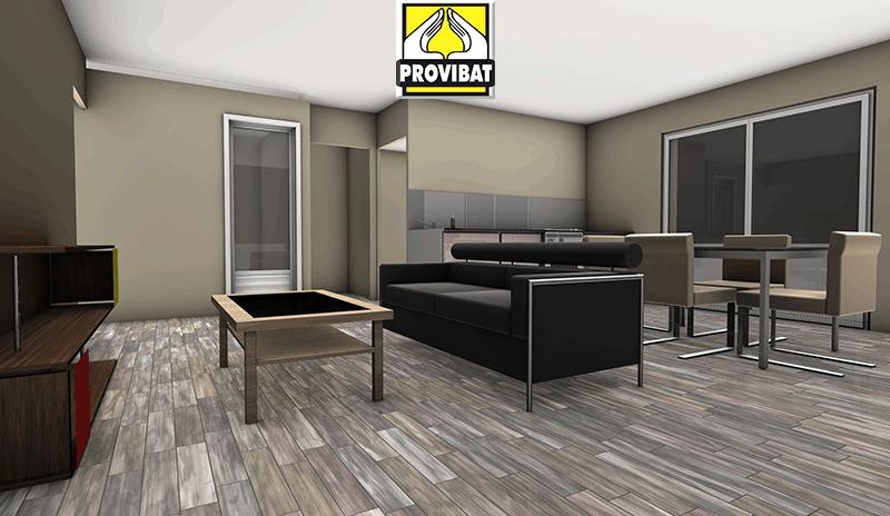 Maisons + Terrains du constructeur PROVIBAT • 90 m² • PAULHAN