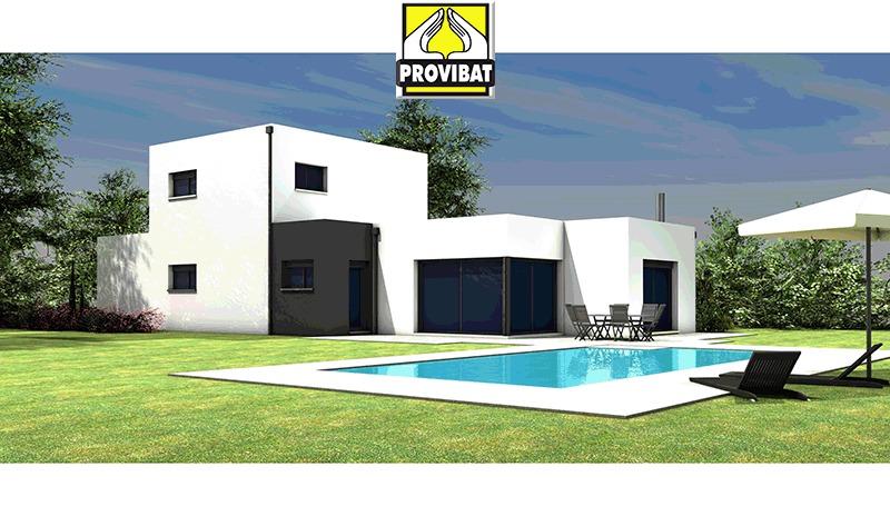 Maisons + Terrains du constructeur PROVIBAT • 80 m² • SATURARGUES
