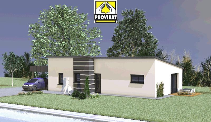 Maisons + Terrains du constructeur PROVIBAT • 100 m² • SATURARGUES