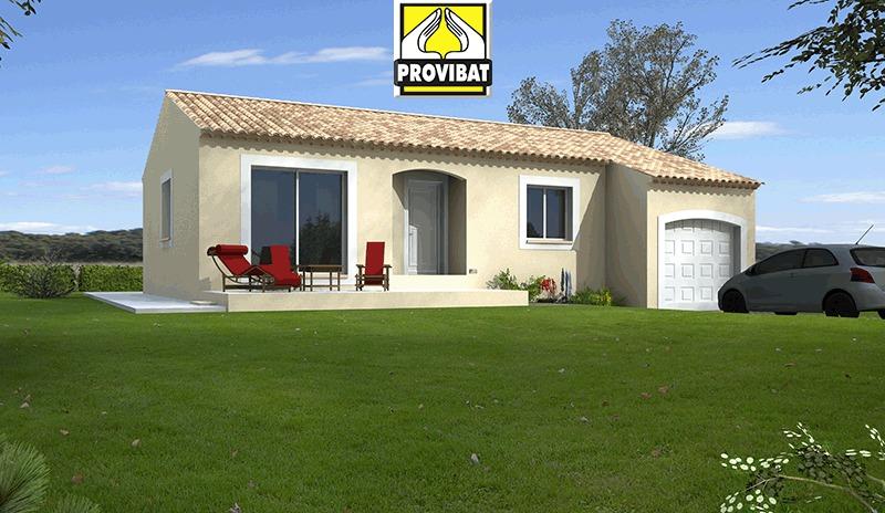 Maisons + Terrains du constructeur PROVIBAT • 70 m² • POUSSAN