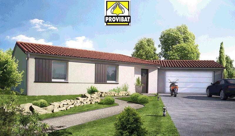Maisons + Terrains du constructeur PROVIBAT • 100 m² • SAINT AUNES
