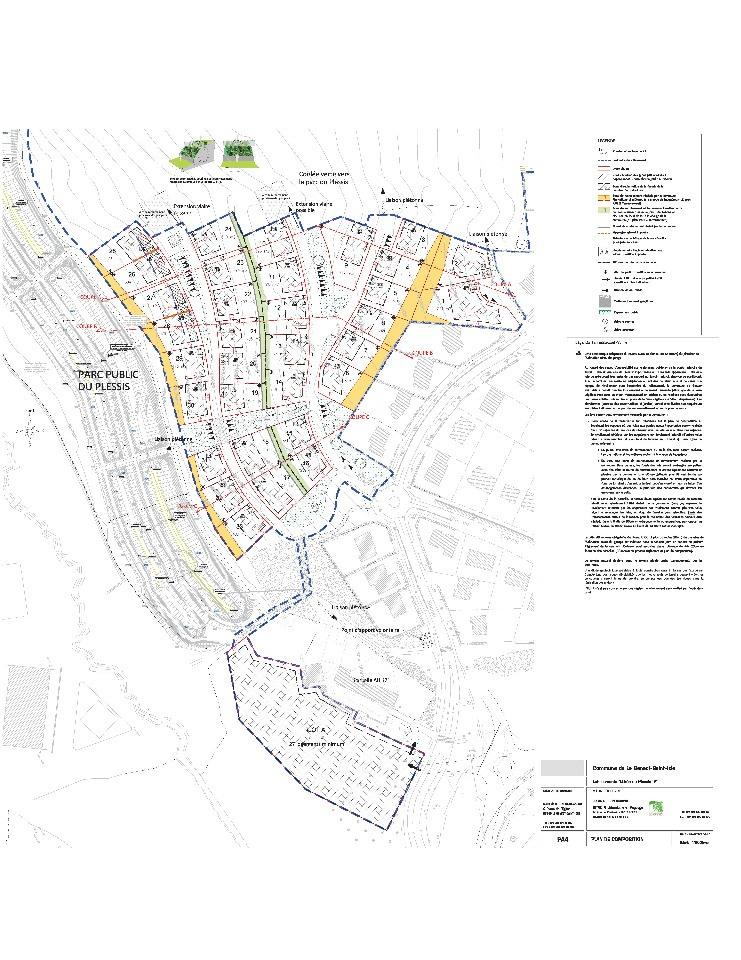 Terrains du constructeur MAISONS FRANCE CONFORT • 489 m² • LE GENEST SAINT ISLE