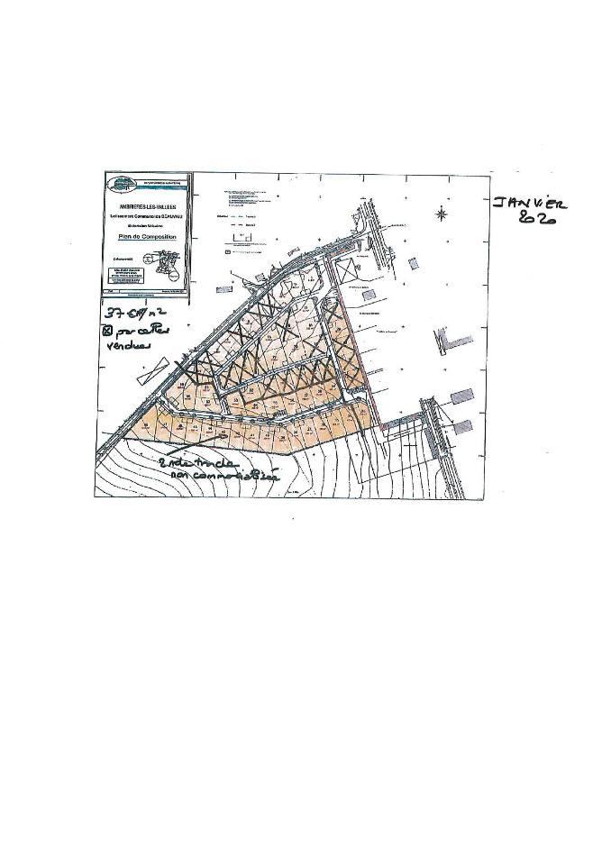 Terrains du constructeur MAISONS FRANCE CONFORT • 655 m² • AMBRIERES LES VALLEES