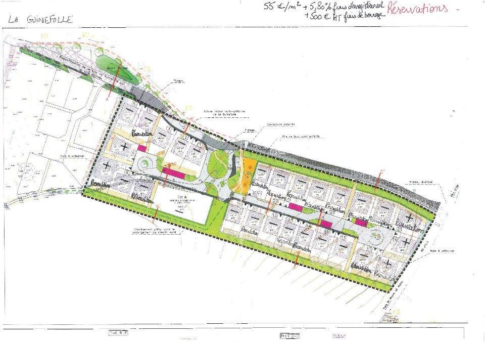 Terrains du constructeur MAISONS FRANCE CONFORT • 528 m² • ERNEE