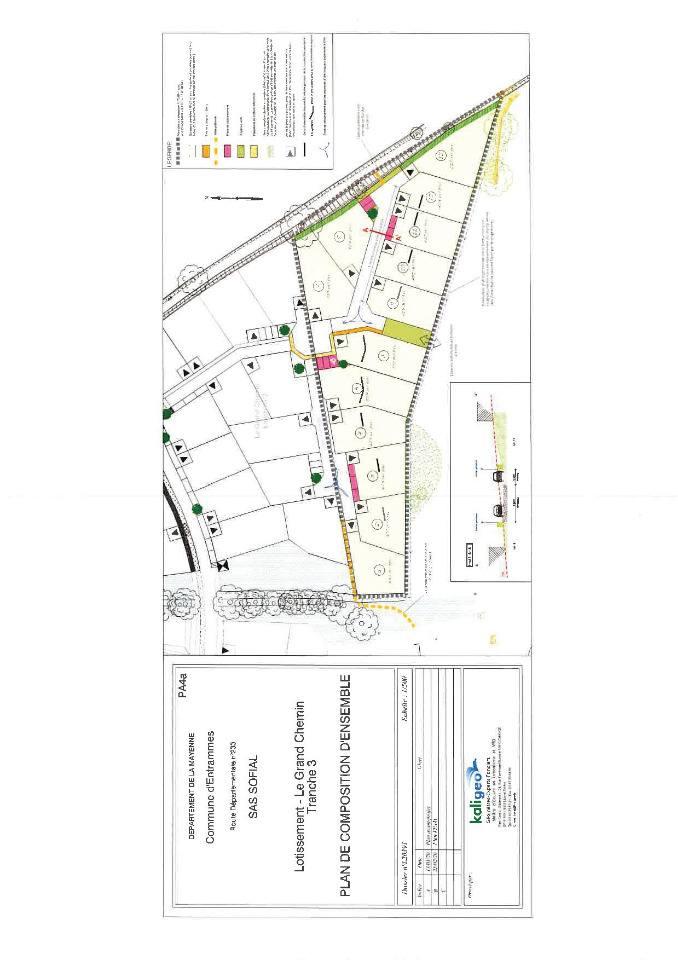 Terrains du constructeur MAISONS FRANCE CONFORT • 425 m² • ENTRAMMES