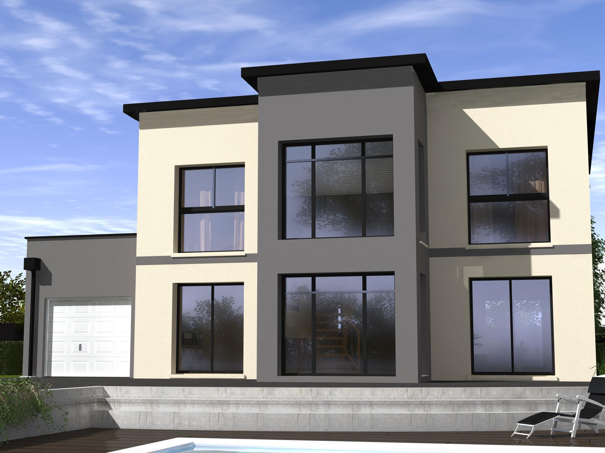 Maisons + Terrains du constructeur Les Maisons Lelievre • 171 m² • LE MANS