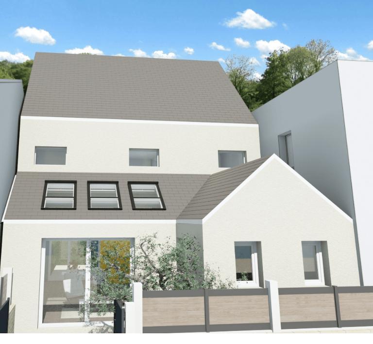 Terrains du constructeur Les Maisons Lelievre • 408 m² • YVRE L'EVEQUE
