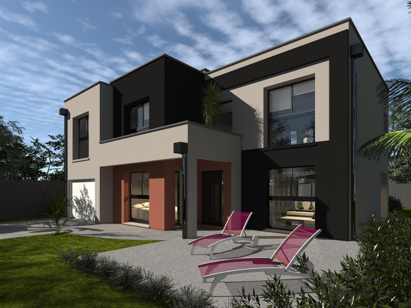 Maisons + Terrains du constructeur Les Maisons Lelievre • 172 m² • LE MANS
