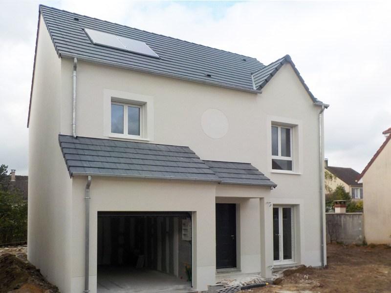 Maisons + Terrains du constructeur Les maisons Lelievre • 107 m² • TRAPPES