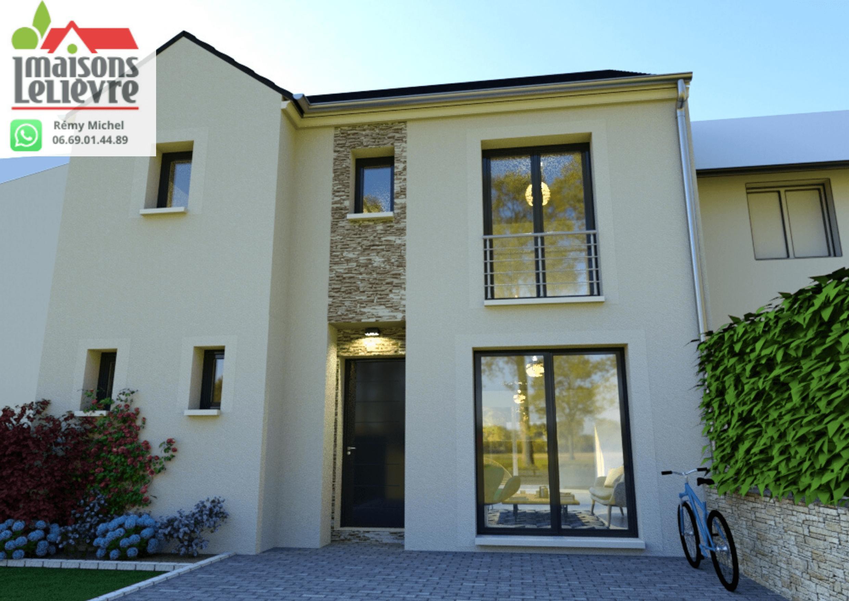 Maisons + Terrains du constructeur Les maisons Lelievre • 130 m² • LE PERRAY EN YVELINES
