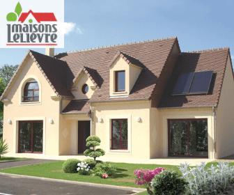 Maisons + Terrains du constructeur Les maisons Lelievre • 131 m² • MITTAINVILLE