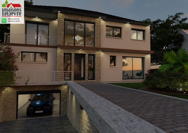 Maisons + Terrains du constructeur Les maisons Lelievre • 185 m² • SAINT ARNOULT EN YVELINES