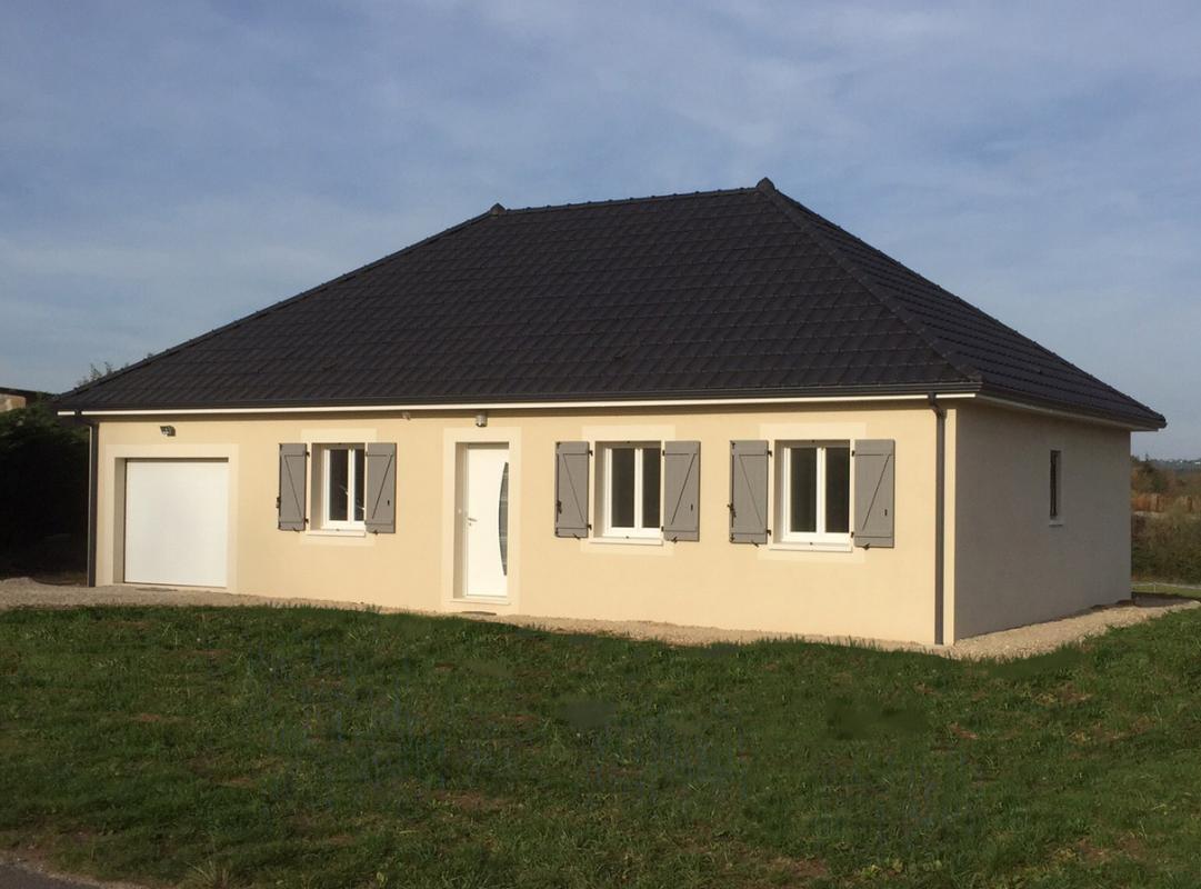 Maisons + Terrains du constructeur MAISONS ALIENOR - AGENCE DE TULLE • 98 m² • SAINT CLEMENT