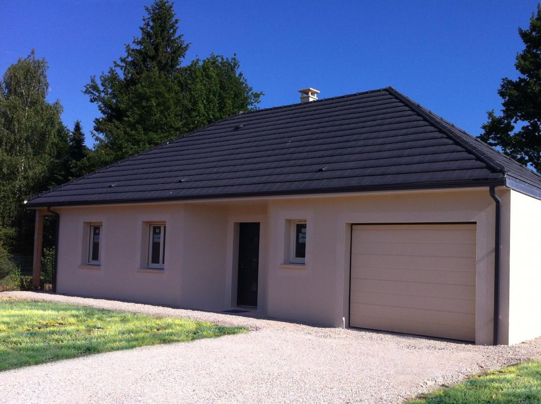 Maisons + Terrains du constructeur MAISONS ALIENOR - AGENCE DE TULLE • 90 m² • SAINT GERMAIN LES VERGNES