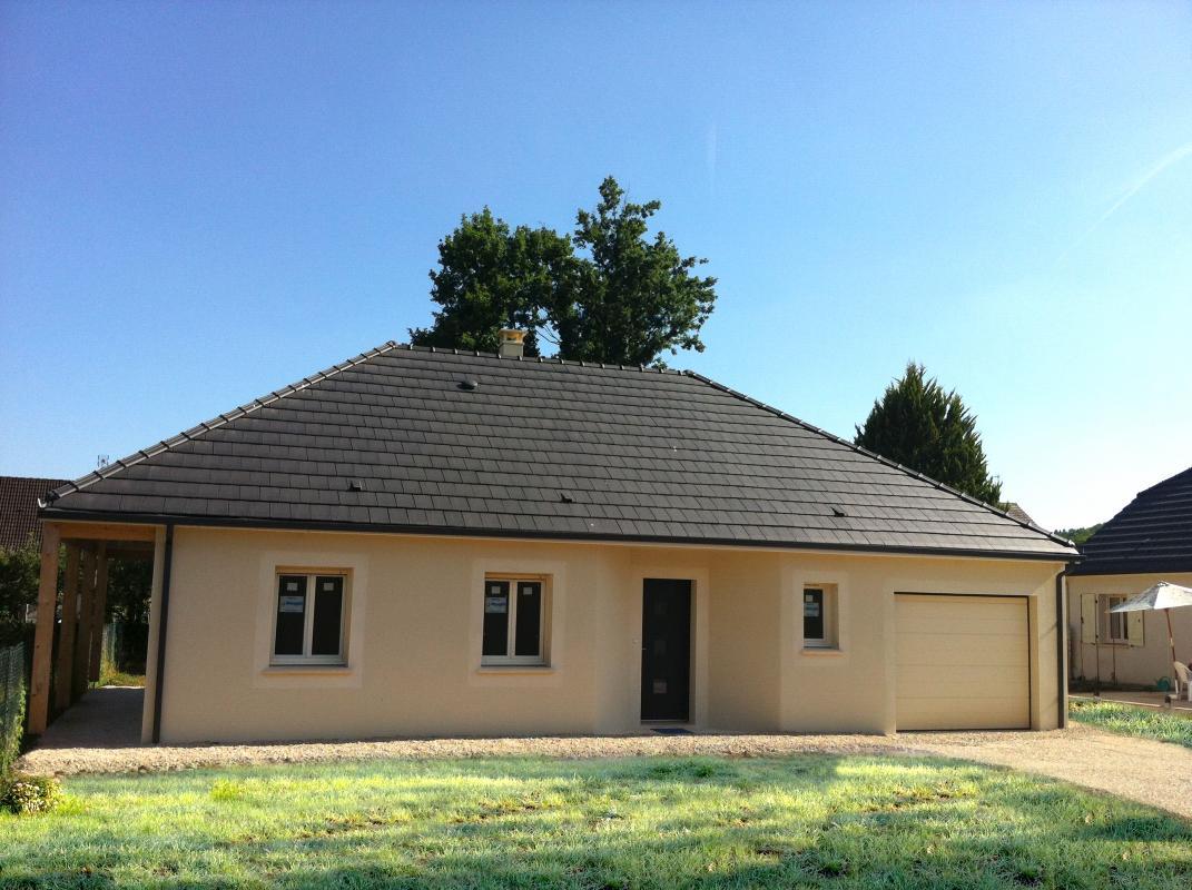 Maisons + Terrains du constructeur MAISONS ALIENOR - AGENCE DE TULLE • 90 m² • SAINT PRIEST DE GIMEL