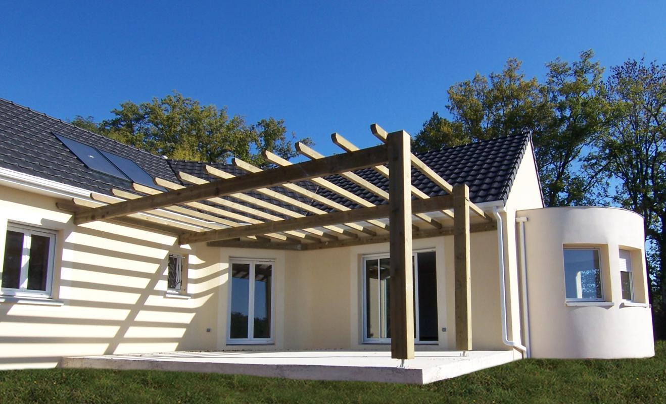 Maisons + Terrains du constructeur MAISONS ALIENOR - AGENCE DE TULLE • 75 m² • SAINT MEXANT
