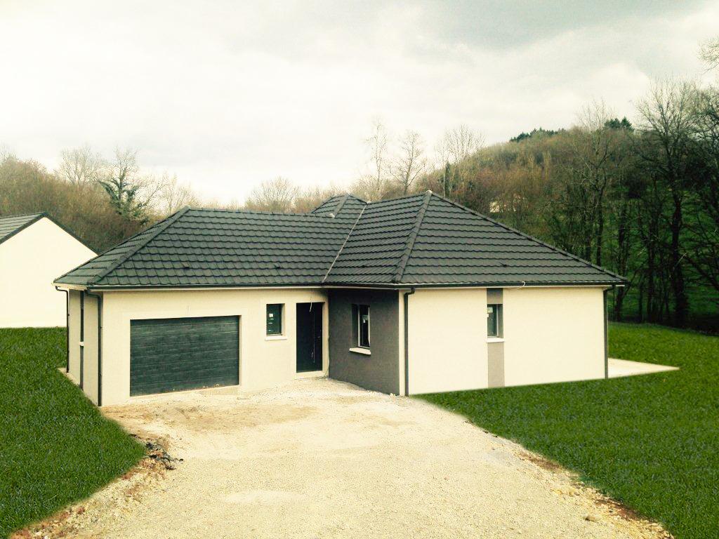 Maisons + Terrains du constructeur MAISONS ALIENOR - AGENCE DE TULLE • 90 m² • NAVES