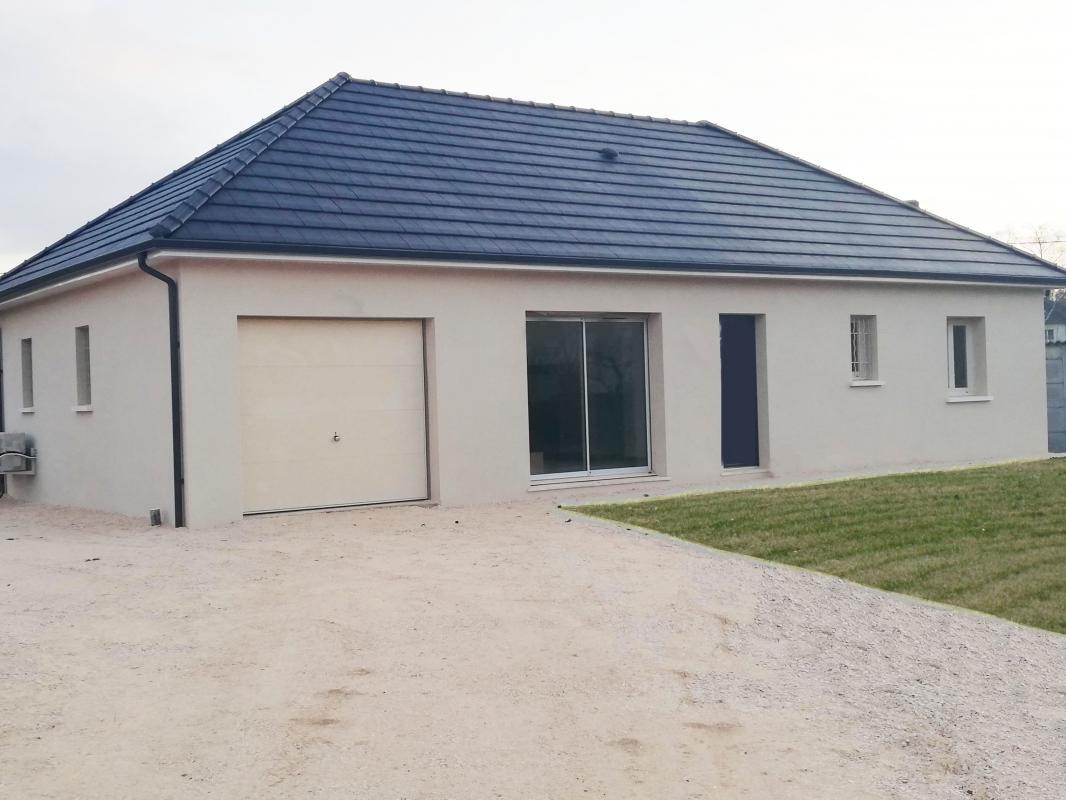 Maisons + Terrains du constructeur MAISONS ALIENOR - AGENCE DE TULLE • 85 m² • CHANTEIX