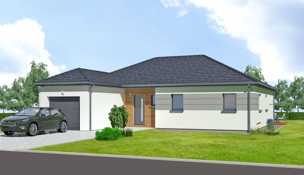 Maisons du constructeur MAISONS OXEO • 115 m² • VEZELISE