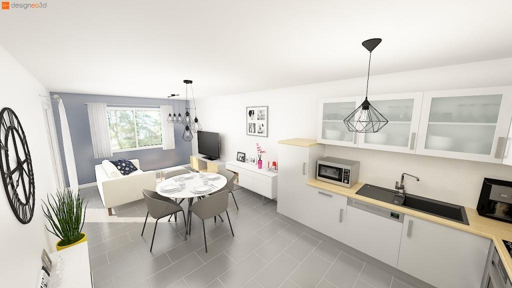 Maisons du constructeur MAISONS OXEO • 67 m² • SAULXURES LES NANCY