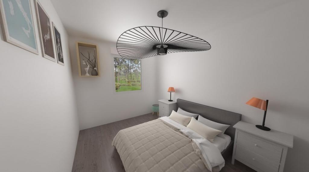 Maisons du constructeur MAISONS OXEO • 95 m² • VEZELISE