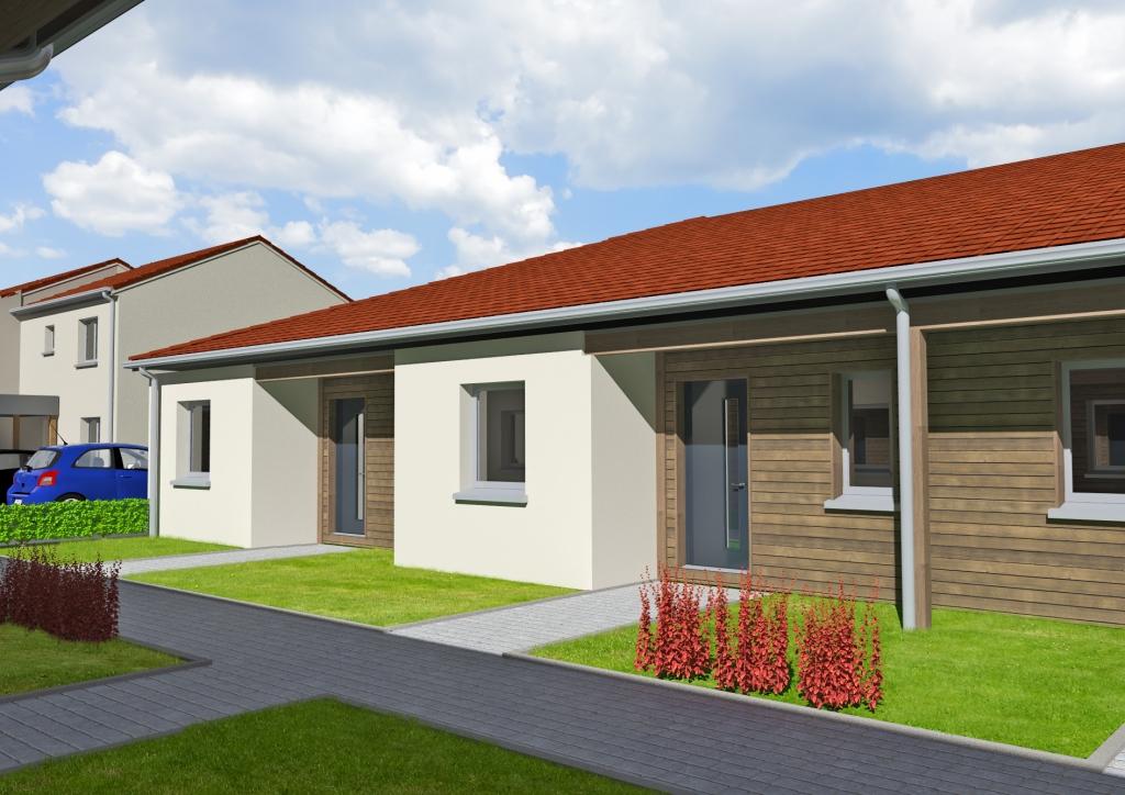 Maisons du constructeur MAISONS OXEO • 67 m² • NANCY