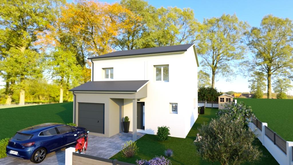 Maisons du constructeur MAISONS OXEO • 100 m² • SAINT NICOLAS DE PORT