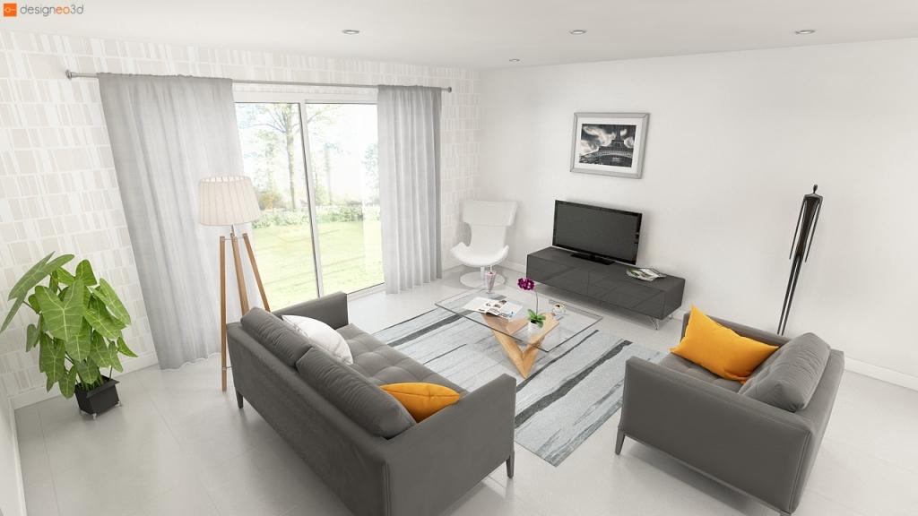 Maisons du constructeur MAISONS OXEO • 95 m² • SAINT NICOLAS DE PORT