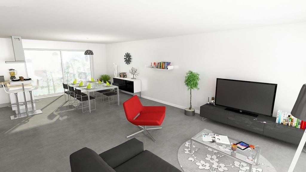 Maisons du constructeur MAISONS OXEO • 125 m² • SAINT NICOLAS DE PORT