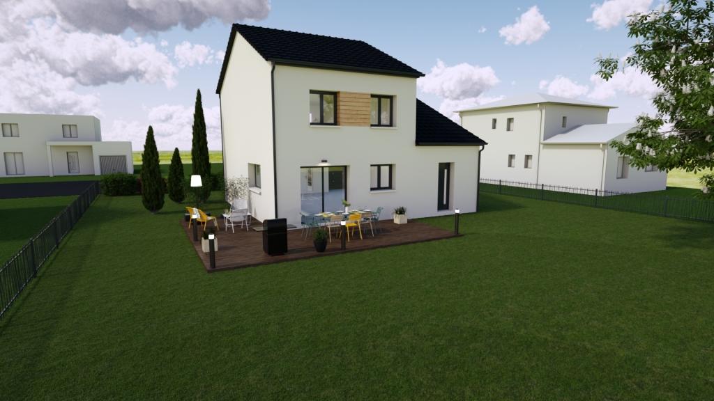 Maisons du constructeur MAISONS OXEO • 95 m² • ROSIERES AUX SALINES