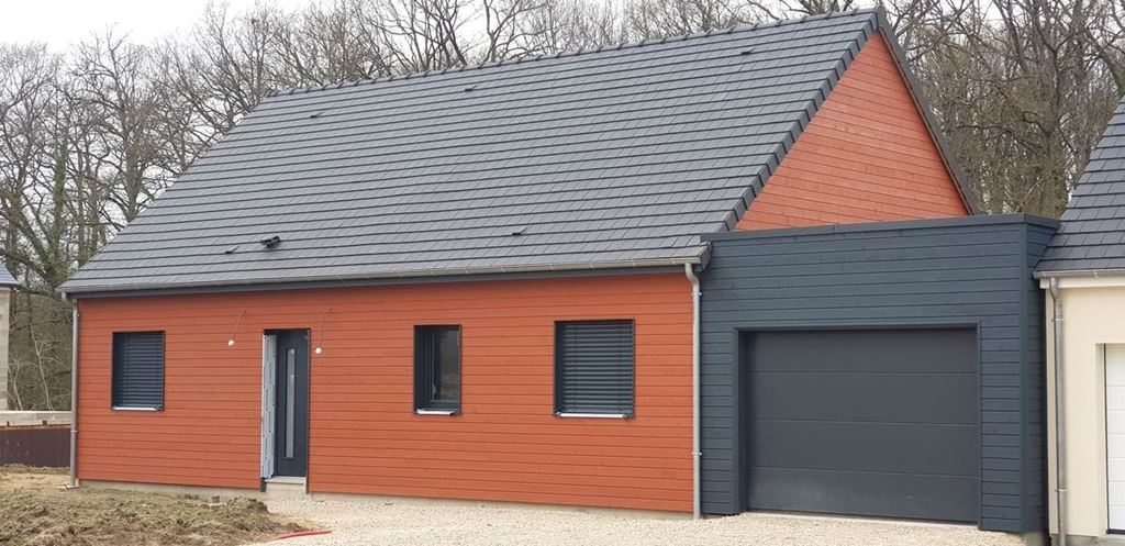 Maisons du constructeur MAISONS BAC PREMIUM • 86 m² • PATAY