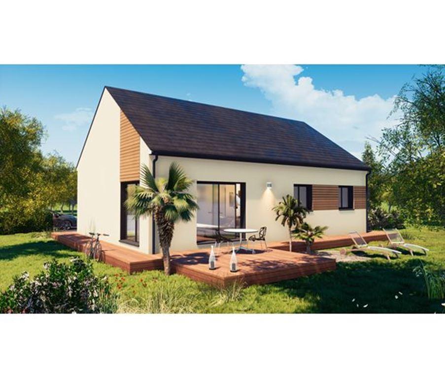 Maisons du constructeur MAISONS BAC PREMIUM • 86 m² • MARCILLY EN VILLETTE