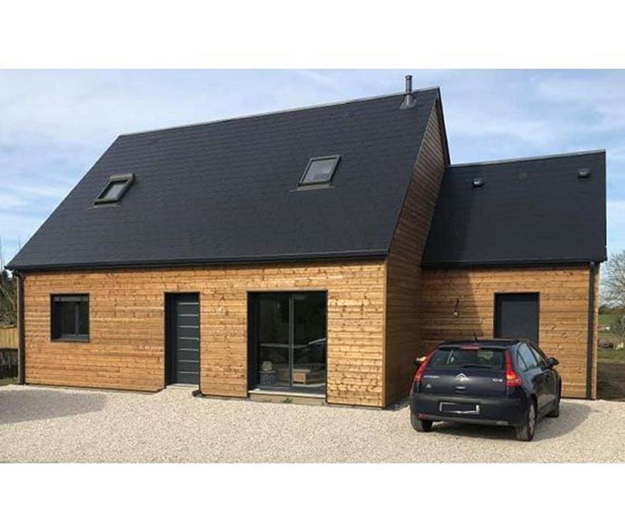 Maisons du constructeur MAISONS BAC PREMIUM • 116 m² • ARTENAY