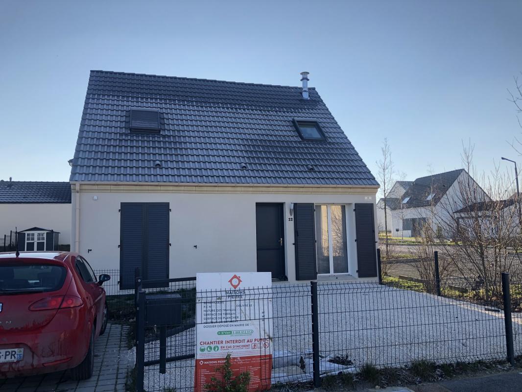 Maisons du constructeur Maisons Pierre VILLENEUVE D ASCQ • 96 m² • LA BASSEE