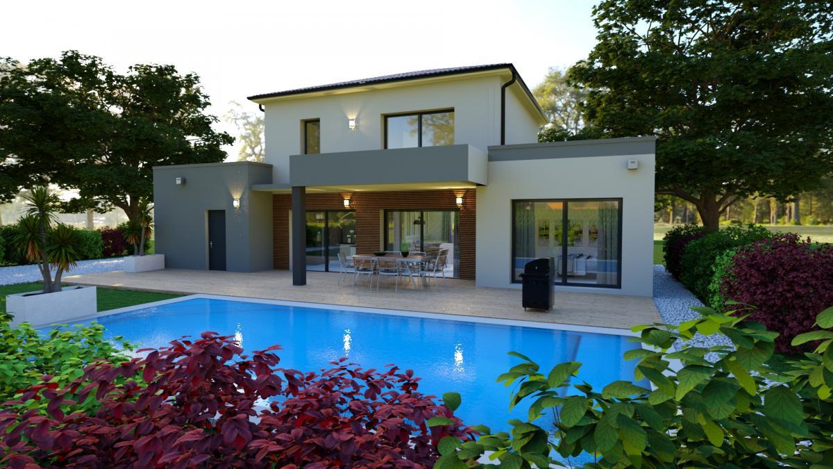 Maisons du constructeur TRADITION LOGIS • 114 m² • DONZERE