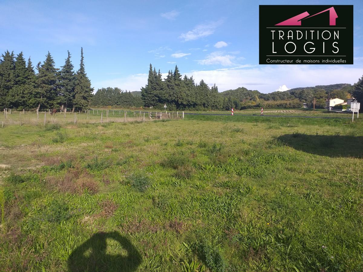 Terrains du constructeur TRADITION LOGIS • 731 m² • SAINT PAUL TROIS CHATEAUX
