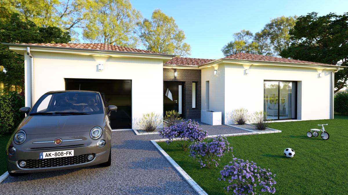 Maisons du constructeur TRADITION LOGIS • 91 m² • MONTELIMAR