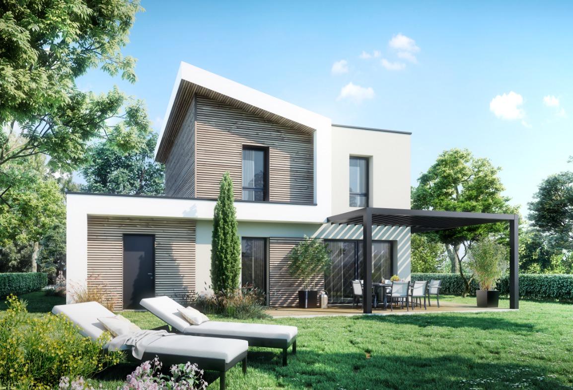 Terrains du constructeur MAISONS LIBERTE - BOURG LES VALENCE • 573 m² • ROMANS SUR ISERE