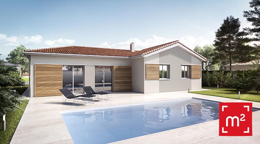 Maisons du constructeur HESTIA HOME CONCEPT • 90 m² • TOULOUSE