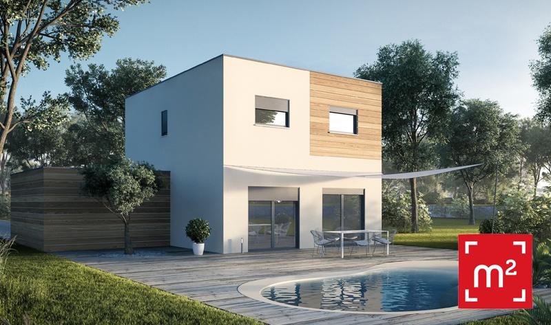 Maisons + Terrains du constructeur HESTIA HOME CONCEPT • 120 m² • SAINT ORENS DE GAMEVILLE