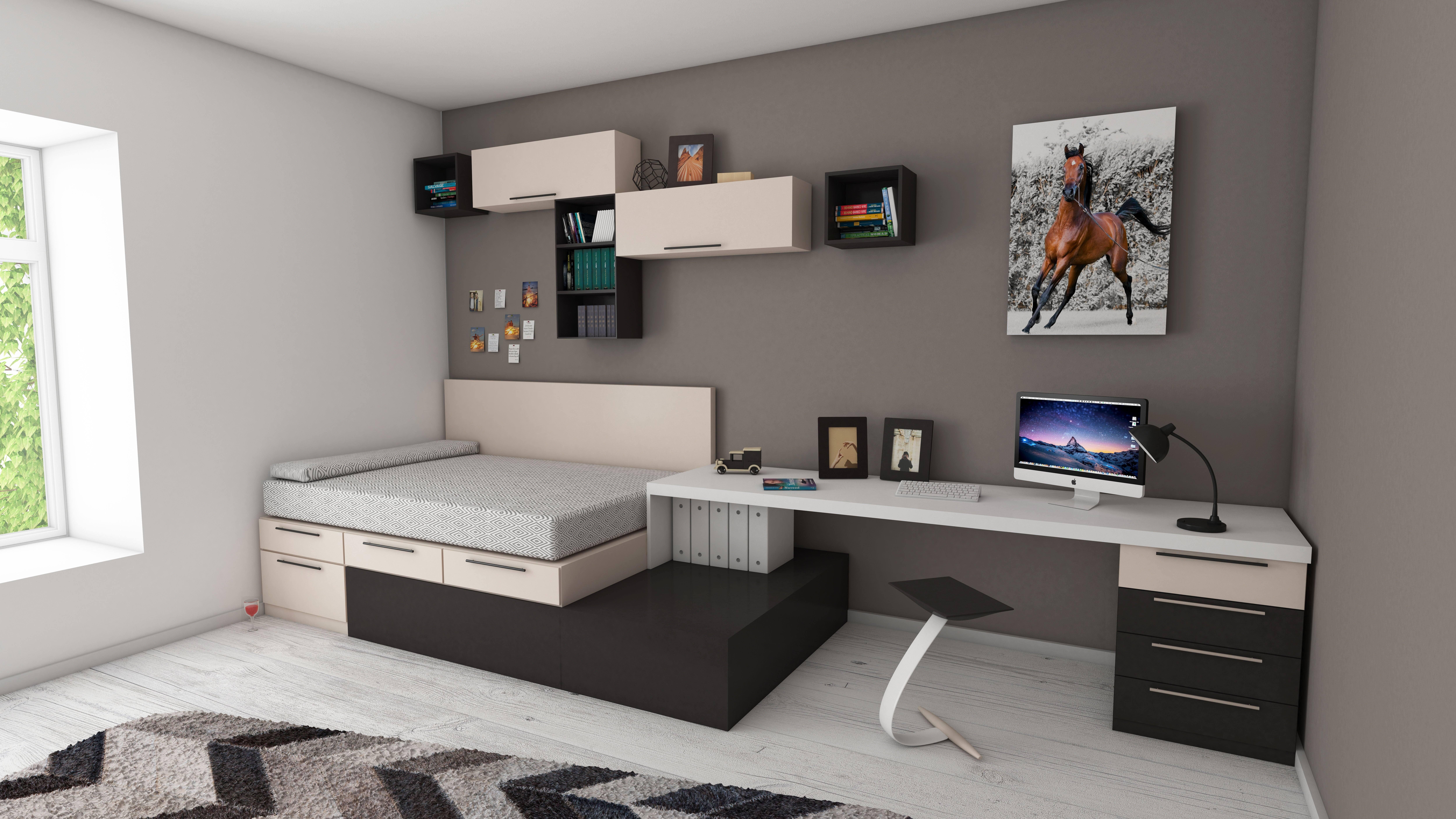 Maisons + Terrains du constructeur HESTIA HOME CONCEPT • 90 m² • SAINT ORENS DE GAMEVILLE