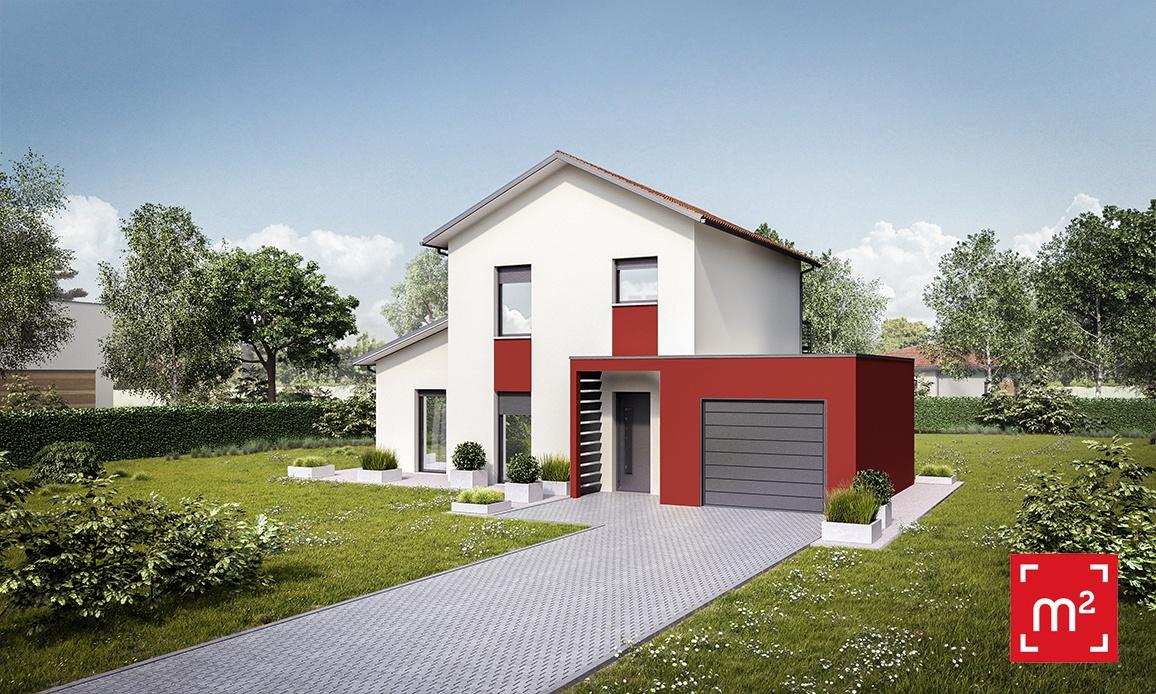 Maisons + Terrains du constructeur HESTIA HOME CONCEPT • 100 m² • PIBRAC
