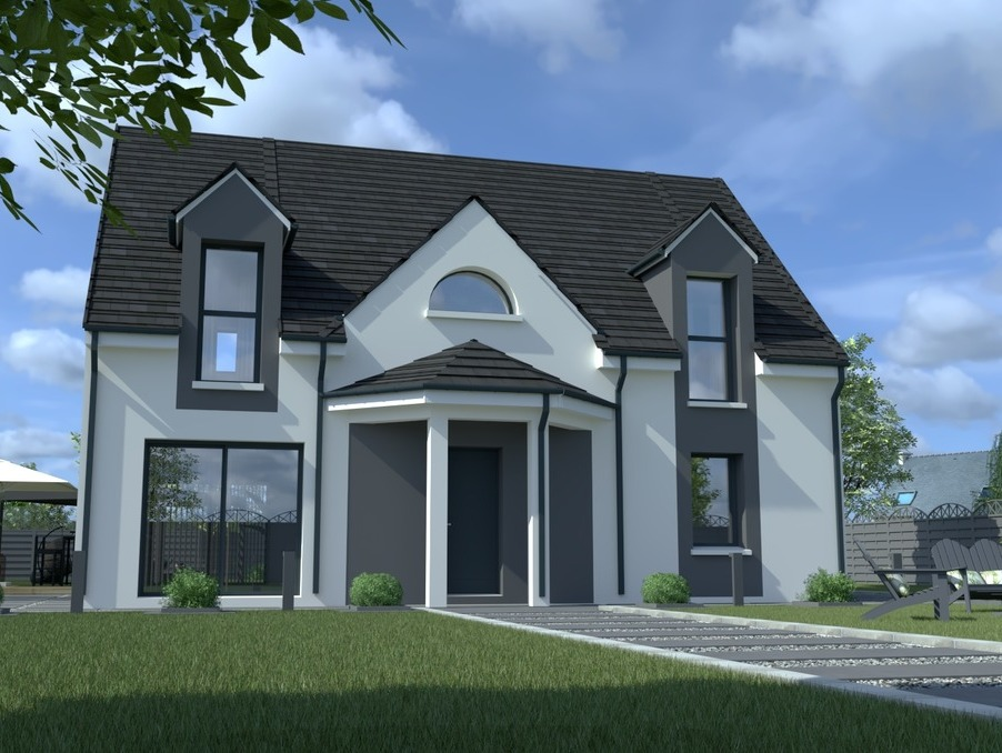 Maisons du constructeur Maisons i Montargis • 140 m² • MONTARGIS
