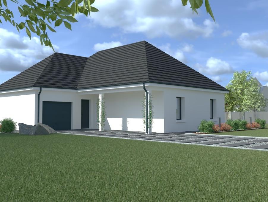Maisons du constructeur Maisons i Montargis • 90 m² • MONTARGIS