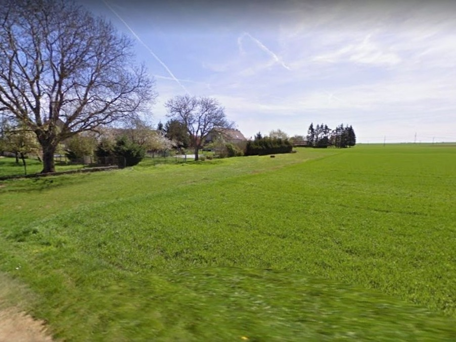 Terrains du constructeur Maisons i Montargis • 1014 m² • BAZOCHES LES GALLERANDES