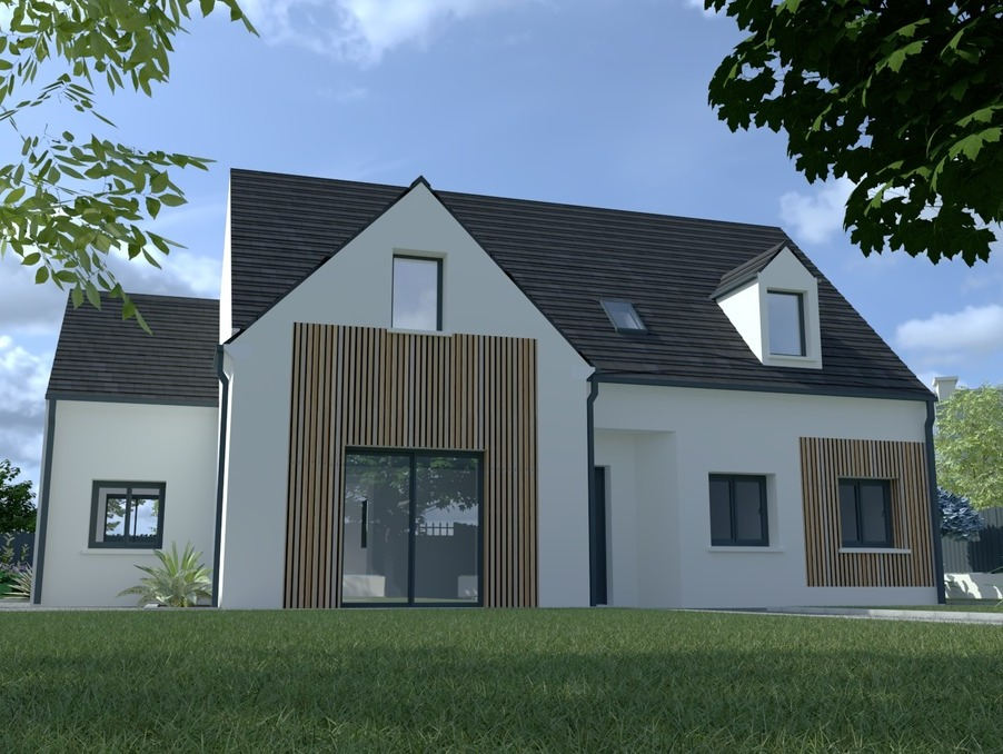 Maisons du constructeur Maisons i Montargis • 160 m² • MALESHERBES