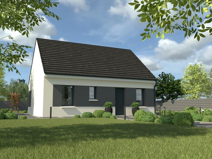 Maisons du constructeur Maisons i Montargis • 70 m² • MONTARGIS