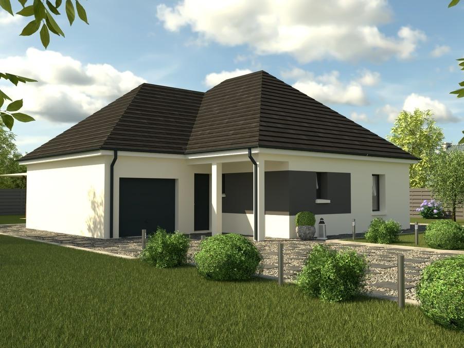 Maisons du constructeur Maisons i Montargis • 80 m² • MONTARGIS