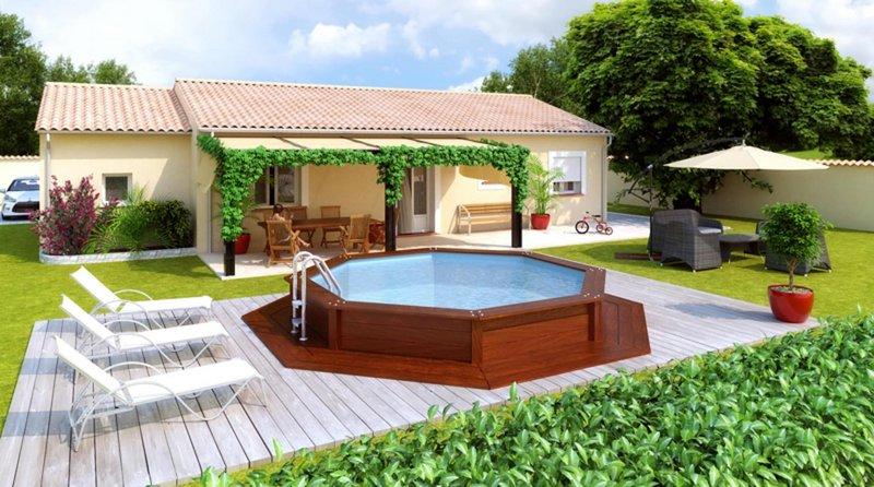 Maisons du constructeur CELIA CREATION - MURET • 476 m² • AUTERIVE