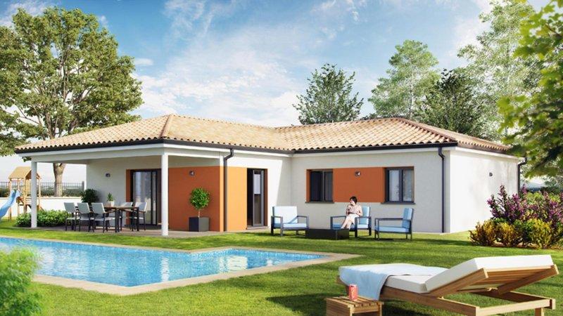 Maisons du constructeur CELIA CREATION - MURET • 100 m² • AUTERIVE